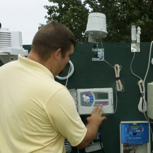 best commercial irrigation controller