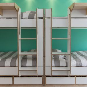The Kids Bunk Beds Offer the Best Space Saving Solution